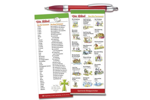 Kugelschreiber ''Bibelinfo''