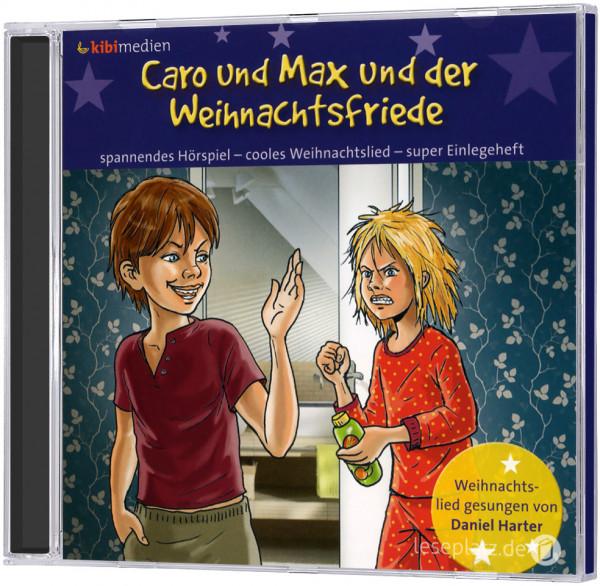 Caro und Max und der Weihnachtsfriede - CD