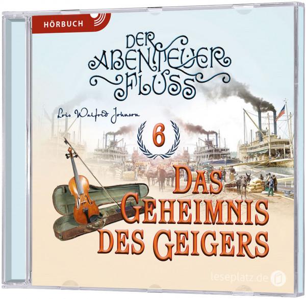Das Geheimnis des Geigers (6) - Hörbuch