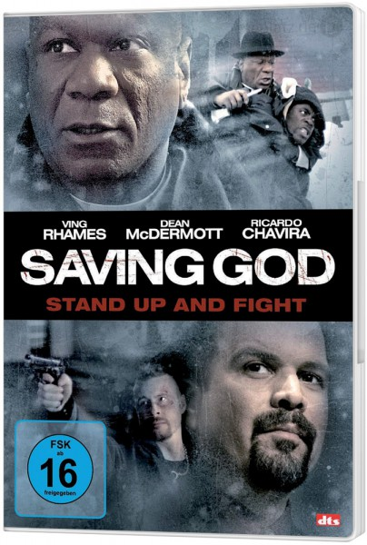 Saving God - DVD