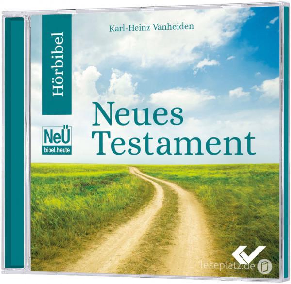 NeÜ Neues Testament - Hörbibel