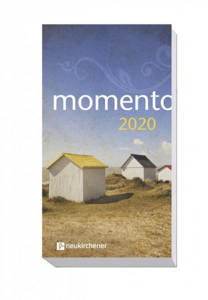momento - Buchkalender 2020