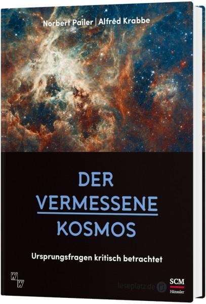 Der vermessene Kosmos - Bildband