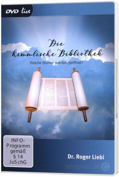 Die himmlische Bibliothek - DVD