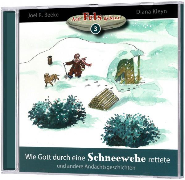 Wie Gott durch eine Schneewehe rettete (3) - Hörbuch