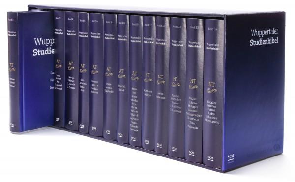 Wuppertaler Studienbibel - Gesamtausgabe im Schuber