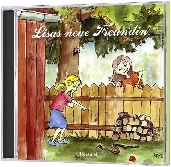 Lisas neue Freundin - CD