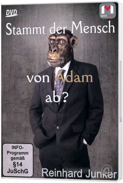 Stammt der Mensch von Adam ab? - DVD