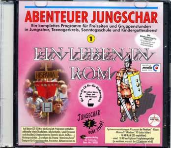 Ein Leben in Rom - CD-ROM Abenteuer Jungschar 1