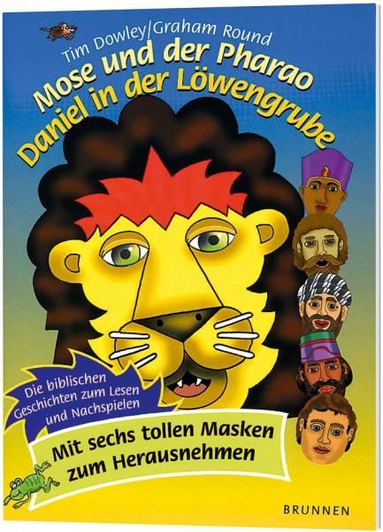 Mose und der Pharao / Daniel in der Löwengrube