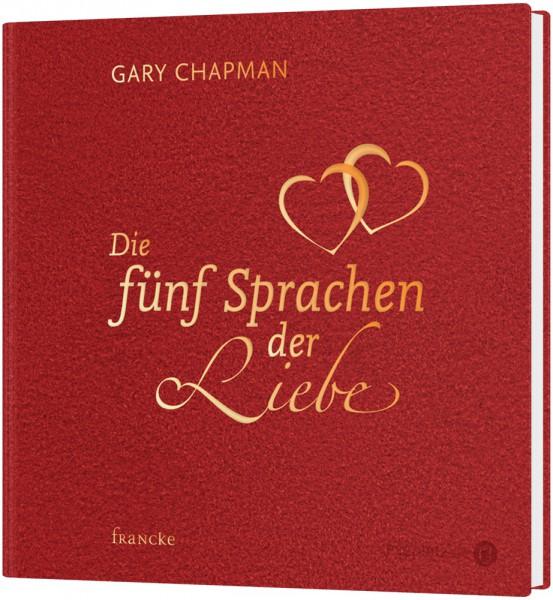 Die fünf Sprachen der Liebe - Bildband (Samtedition)