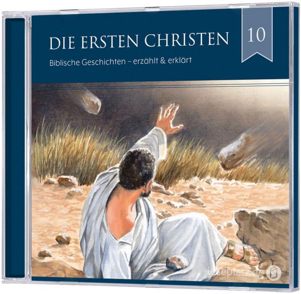 Die ersten Christen (10) - Hörbuch