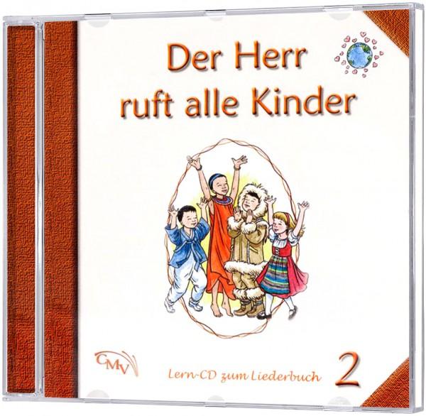 Der Herr ruft alle Kinder - CD (2)