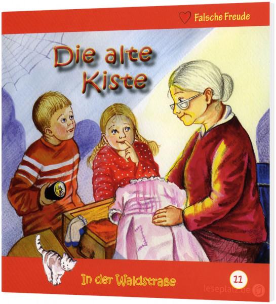 Die alte Kiste (11) In der Waldstraße - Heft 11