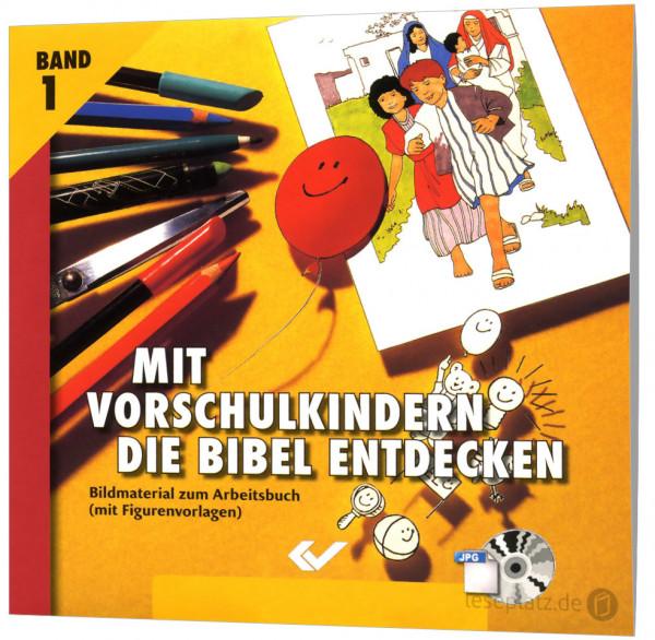 Mit Vorschulkindern die Bibel entdecken 1 - CD-ROM