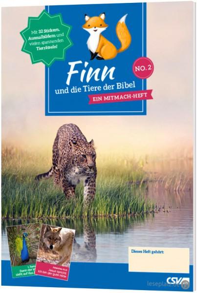 Finn und die Tiere der Bibel - No.2