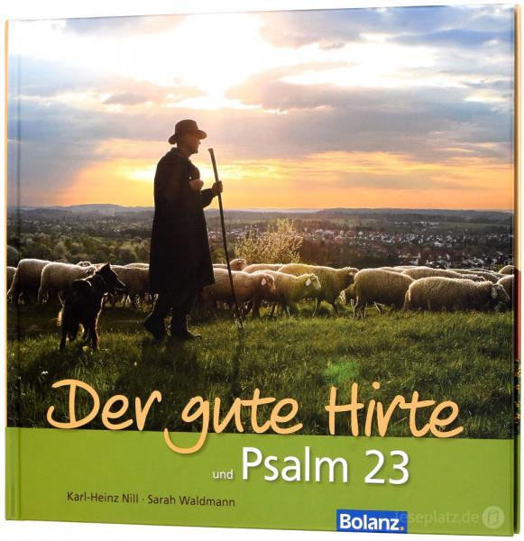 Der gute Hirte und Psalm 23 - Bildband