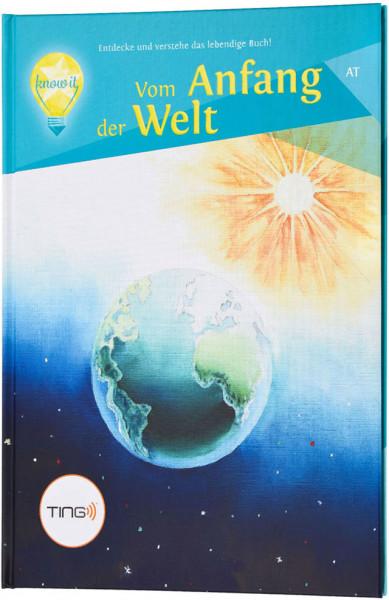 Vom Anfang der Welt - TING-Buch