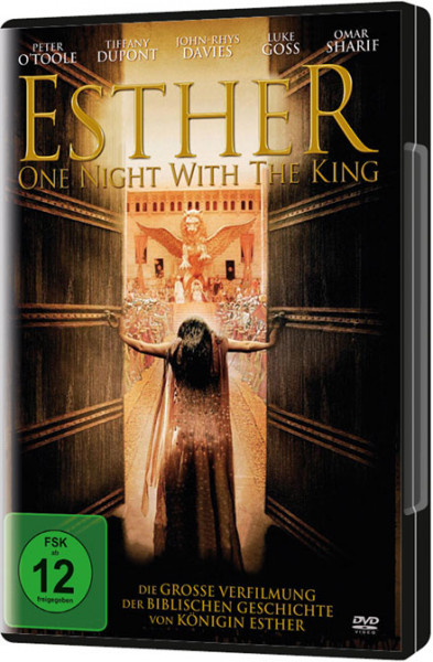 Esther - One Night With The King (DVD)