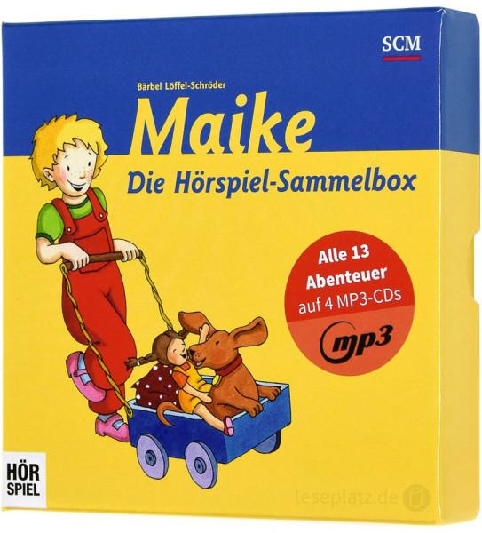 Maike - Die Hörspiel-Sammelbox