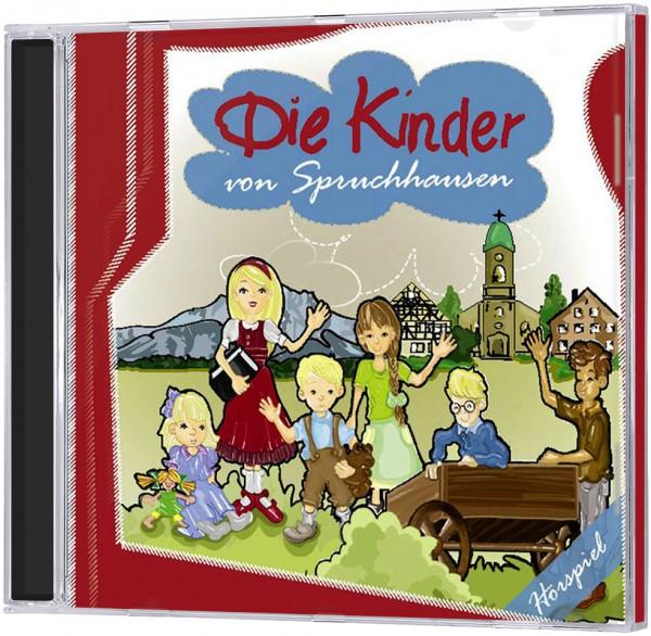 Die Kinder von Spruchhausen 1 - CD
