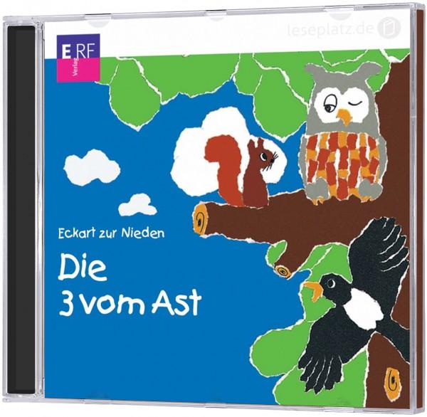 Die 3 vom Ast - CD
