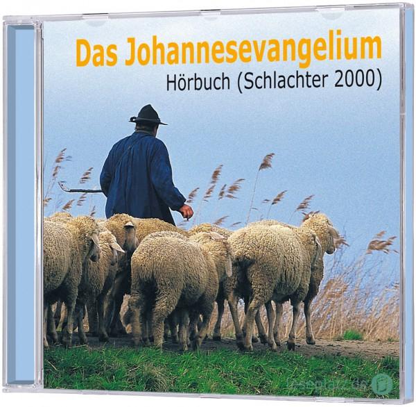 Schlachter 2000 - Das Johannes-Evangelium auf CD