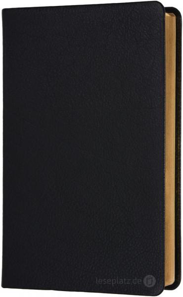 Elberfelder 2003 - Großdruckausgabe / Kalbsleder Goldschnitt