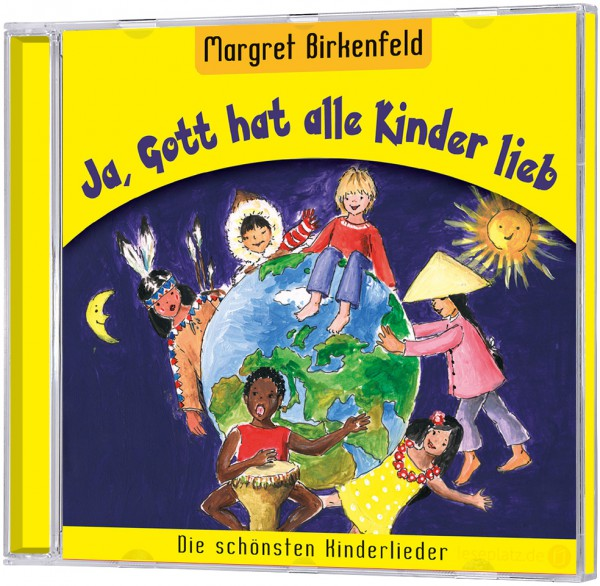 Ja, Gott hat alle Kinder lieb - CD