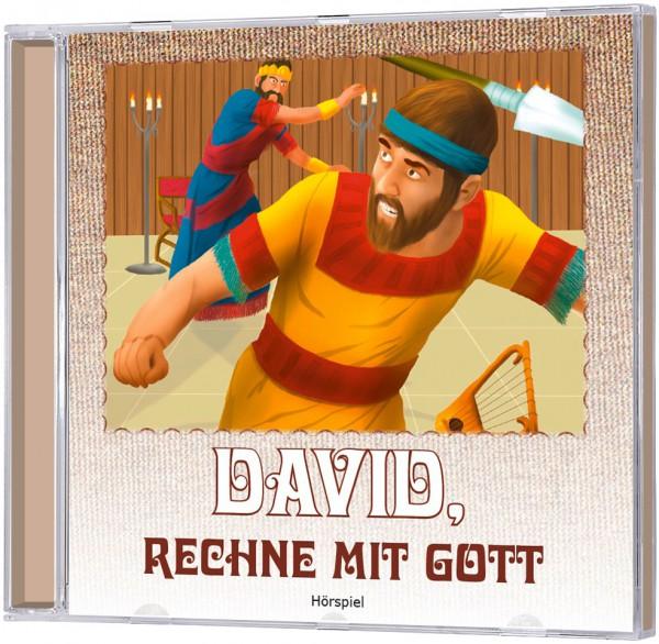David, rechne mit Gott - CD