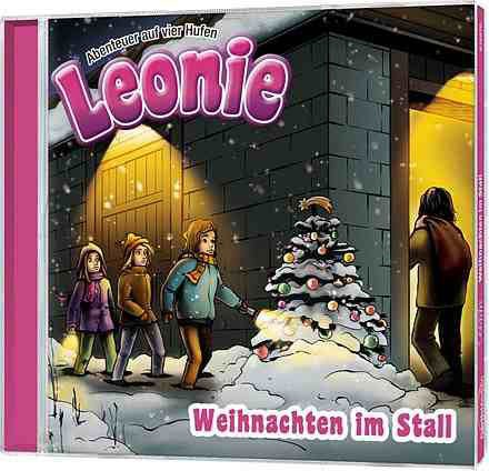 CD Leonie - Weihnachten im Stall