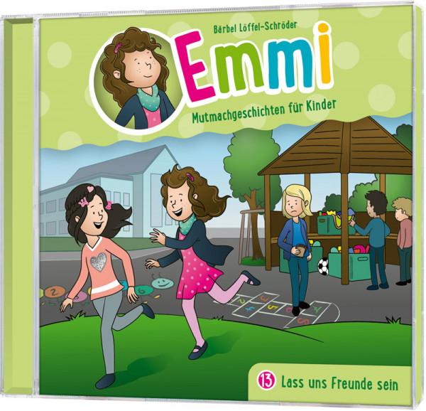 Emmi CD - Lass uns Freunde sein (13)