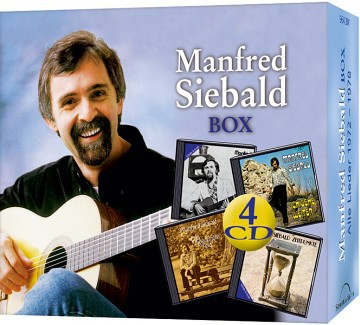 Manfred Siebald - CD-Box