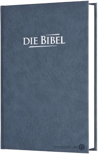 Elberfelder 2003 - Standardausgabe / Hardcover grau