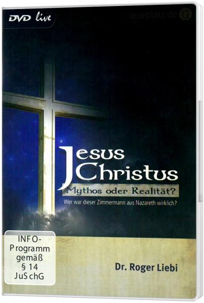 Jesus Christus - Mythos oder Realität? - DVD