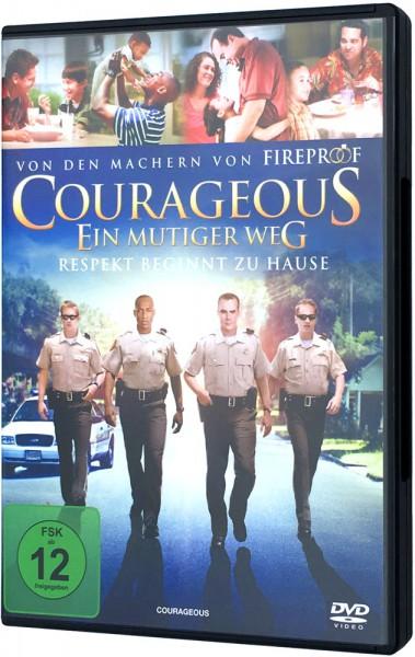 Courageous - Ein mutiger Weg - DVD