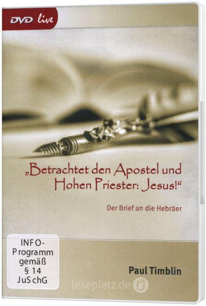 Der Brief an die Hebräer - DVD
