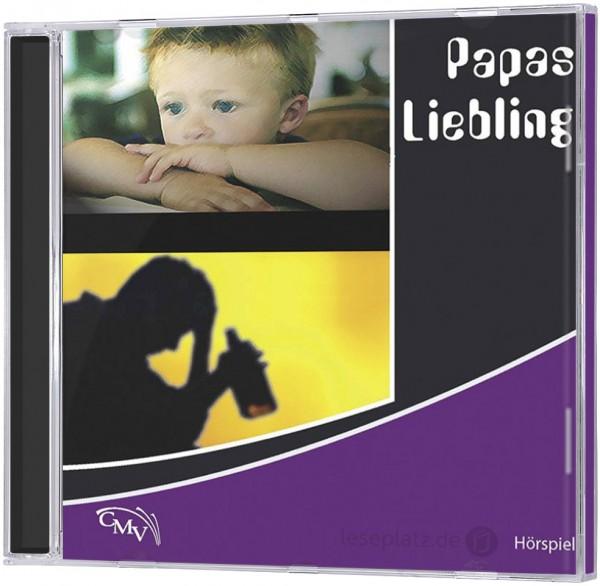 Papas Liebling - CD