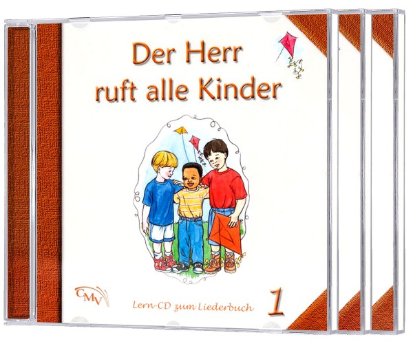 Der Herr ruft alle Kinder - CD-Set (1-3)
