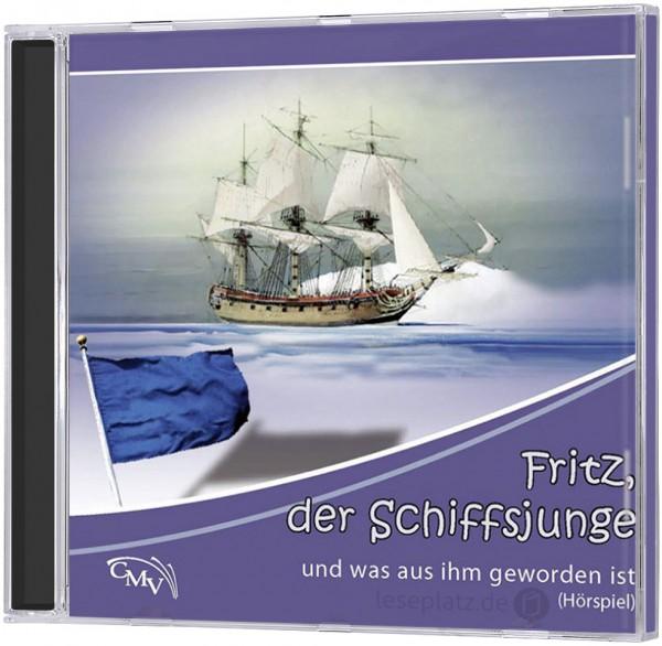 Fritz, der Schiffsjunge - CD