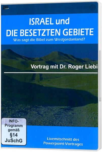 Israel und die besetzten Gebiete - DVD Powerpoint-Vortrag von Dr. Roger Liebi
