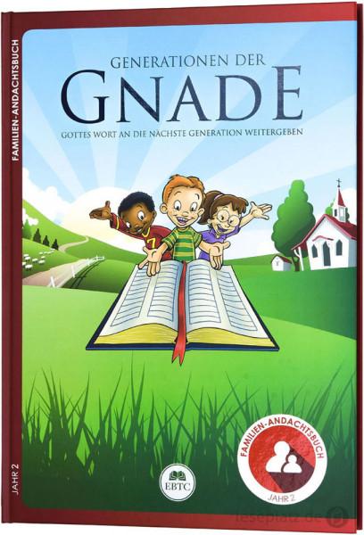 Familien-Andachtsbuch - Jahr 3 - Generationen der Gnade