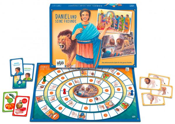 """Gesellschaftsspiel """"Daniel und seine Freunde"""""""