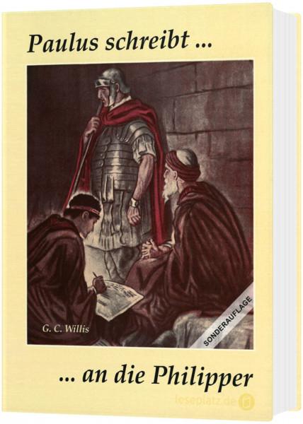 Paulus schreibt an die Philipper