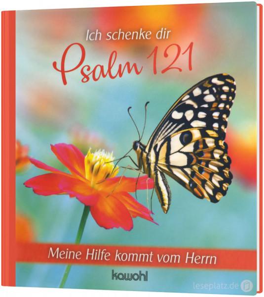 Ich schenke dir Psalm 121
