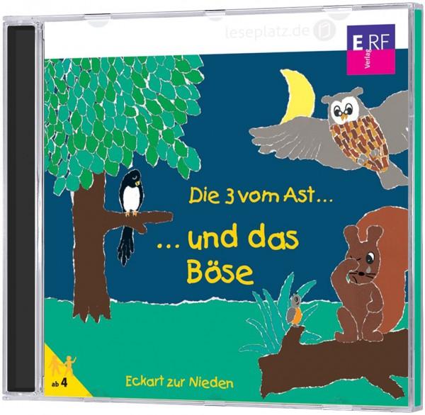Die 3 vom Ast ... und das Böse - CD