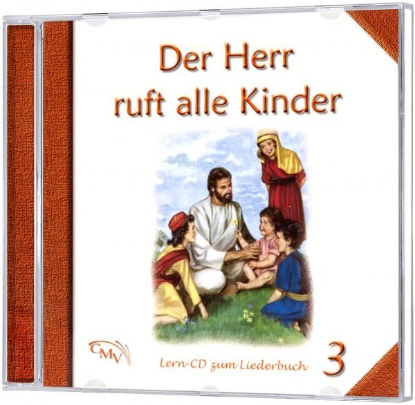 Der Herr ruft alle Kinder - CD (3)