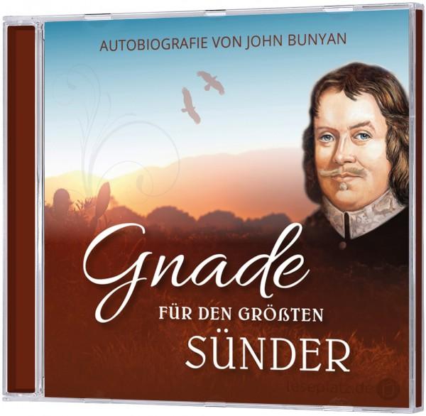Gnade für den größten Sünder - Hörbuch (MP3-CD)