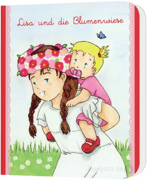 Lisa und die Blumenwiese - Pappbuch