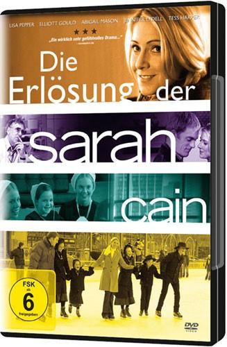 Die Erlösung der Sarah Cain - DVD